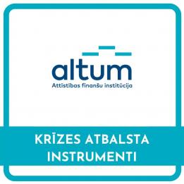 ALTUM programmas Covid-19 ietekmes pārvarēšanai uzņēmējiem pieejamas arī nākamgad