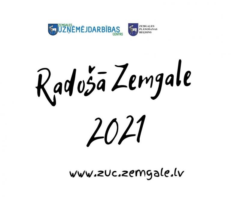 """Aicinām uzņēmējus iesniegt darba uzdevumus konkursā """"Radošā Zemgale 2021"""""""